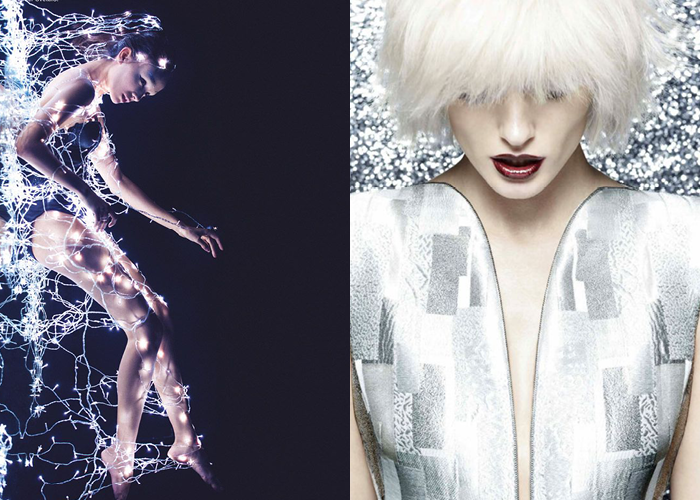 MINI MOOD BOARD: ELECTRIC SHEEP. Featuring photos by Jacky Suharto and duo Warren Du Preez + Nick Thornton Jones
