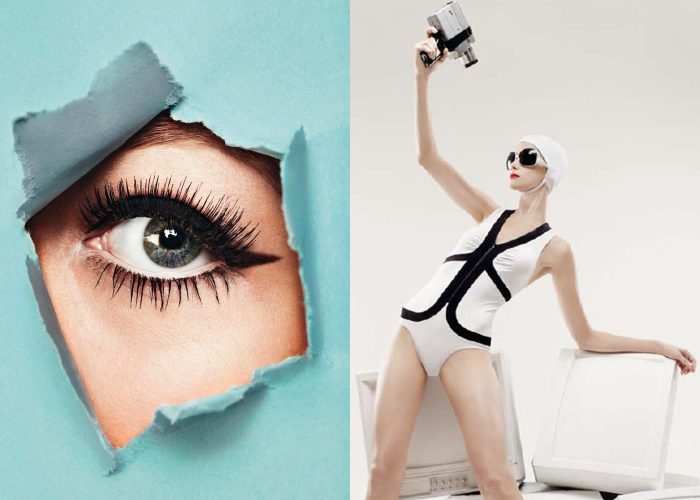 MINI MOOD BOARD: PRIVATE EYES. Photos by Txema Yeste and Design Army. #nancyherrmann