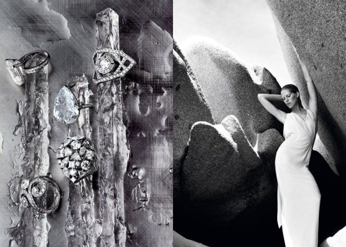 MINI MOOD BOARD: ON THE ROCKS. Photos by Gabriella Imperatori Penn and Nathaniel Goldberg. #nancyherrmann #moodboard