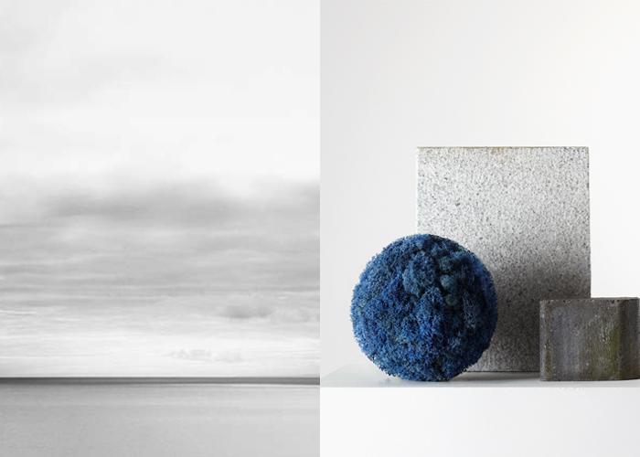 MINI MOOD BOARD: STILL. Photos by Katherine Westerman and Ania Wawrkowicz #nancyherrmann #moodboard