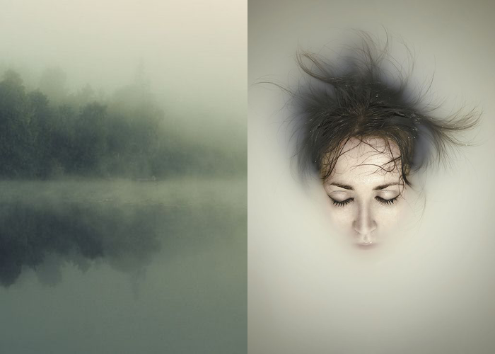 MINI MOOD BOARD: HAZE. Photos by Kim Holtermand and Cristian Nastasi #nancyherrmann #moodboard