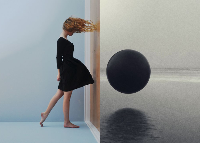 MINI MOOD BOARD: MAGNETIC. Photo by Lissy Elle with artwork by Marc Rimmer #nancyherrmann #moodboard #magnetic
