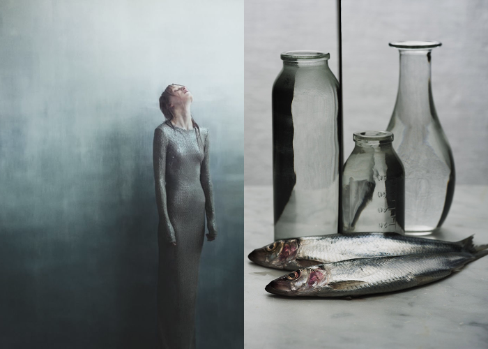 MINI MOOD BOARD: AQUATIC. Photos by Julia Hetta and Björn Abelin. #nancyherrmann #moodboard #aquatic
