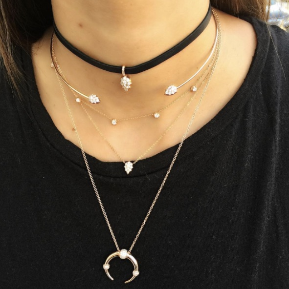 Carbon & Hyde - Reign Hyde Choker Carbon & Hyde - Rosette Choker Carbon & Hyde - Rose Necklace  Carbon & Hyde - Venus Choker Necklace Carbon & Hyde - Dharma Necklace