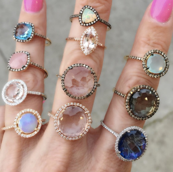 For more information on Suzanne Kalan rings please email info@jaimiegellerjewelry.com