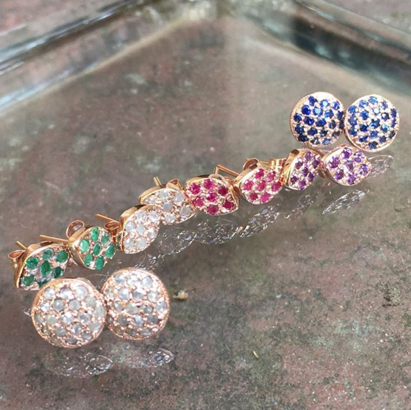 To order a pair of earrings from Arik Kastan please email info@jaimiegellerjewelry.com