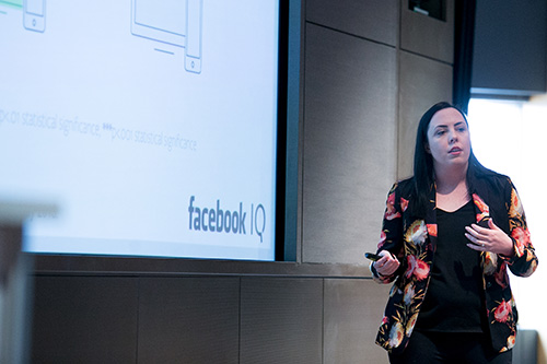 Helen Crossley, Head of Audience Insights Research, Facebook The Small Screen Isn't So Small