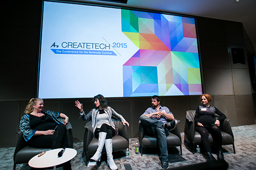 Leaders in Software and Art Salon with Isabel Draves, Carla Gannis, Jake Lee-High, Jasmin Jodry