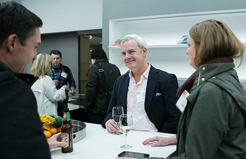 Cocktail Party, 4A's CreateTech 2015