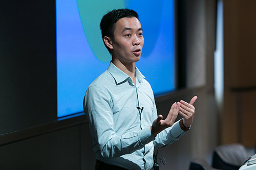 Victor Wong, PaperG at 4A's CreateTech 2015