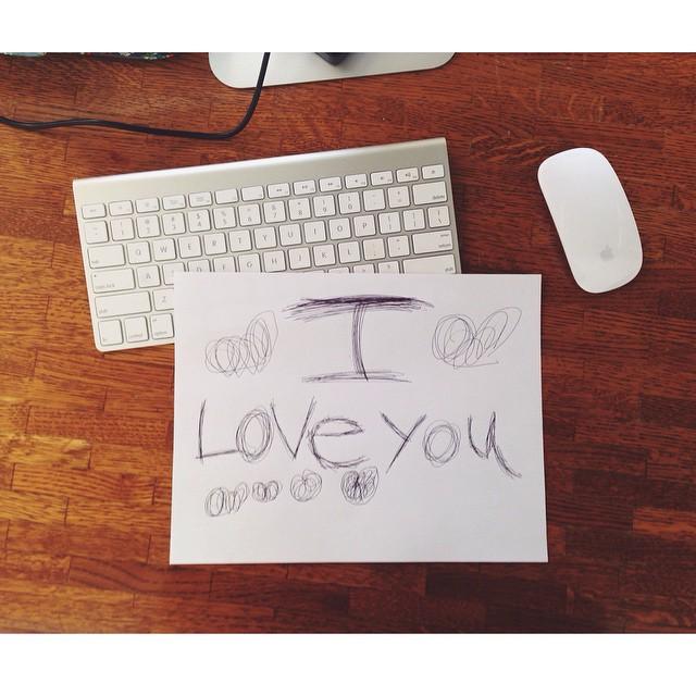 #lovenote ❤️