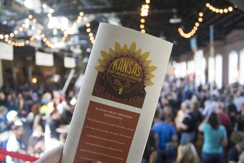 Kansas Craft Beer Expo 2016