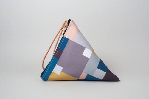 Sale native co triangular handbag blueprint malvernweather Gallery