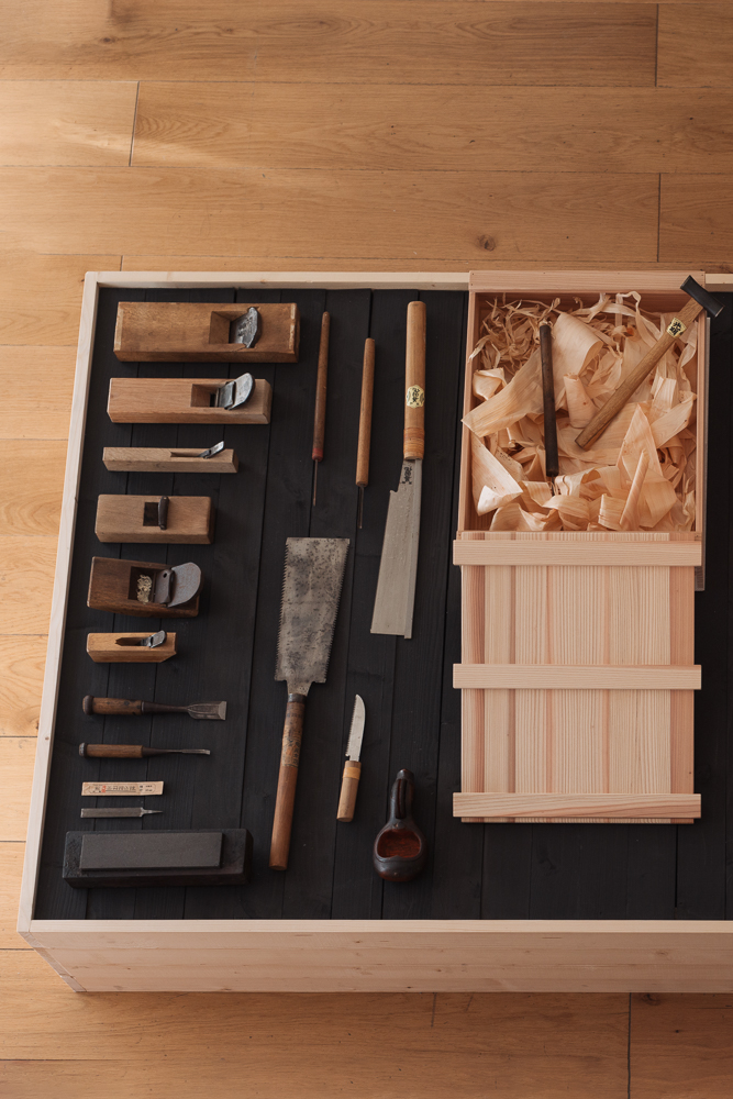 Traditional Carpentry Tools