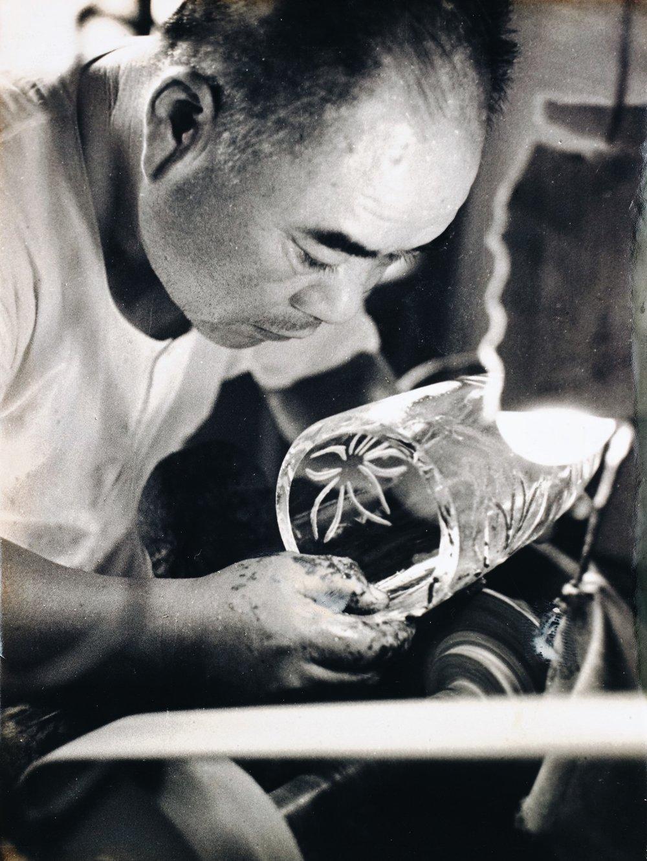 Toru's Grandfather - Ichio Horiguchi