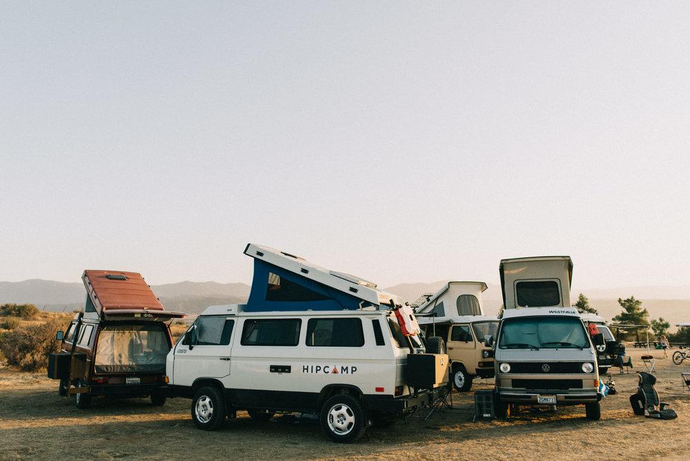 Van Life - Hipcamp