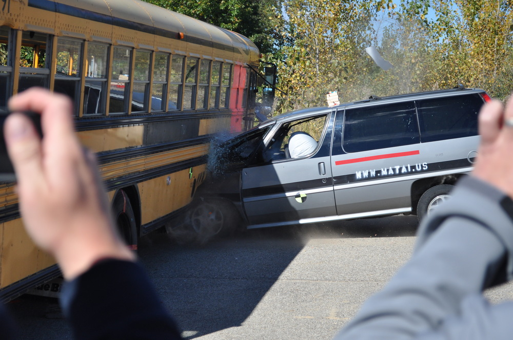 Michigan Association of Traffic Accident Investigators 2014 Fall Crash Conference: Bus Side Impact