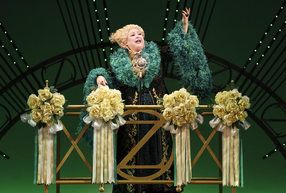 Sharon Sachs as Madame Morrible in WICKED. Photo by Joan Marcus - 0209r.jpg