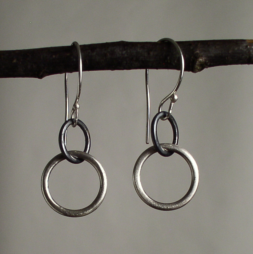 Small Rings Earrings