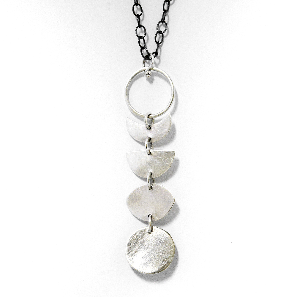 Waxing Moon Necklace
