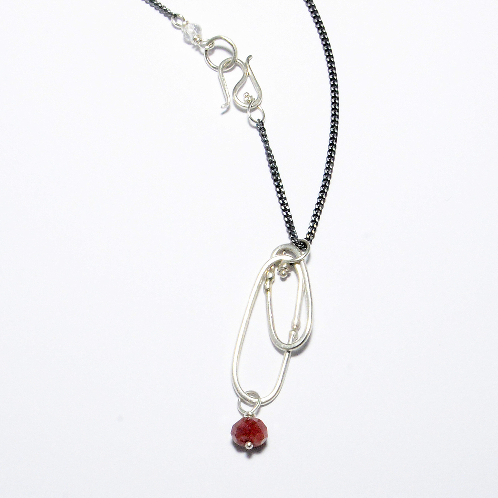 Modern Infinity Necklace