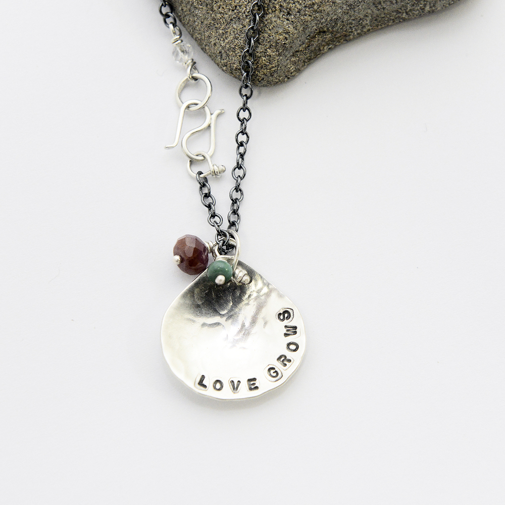 """Love Grows"" Necklace"