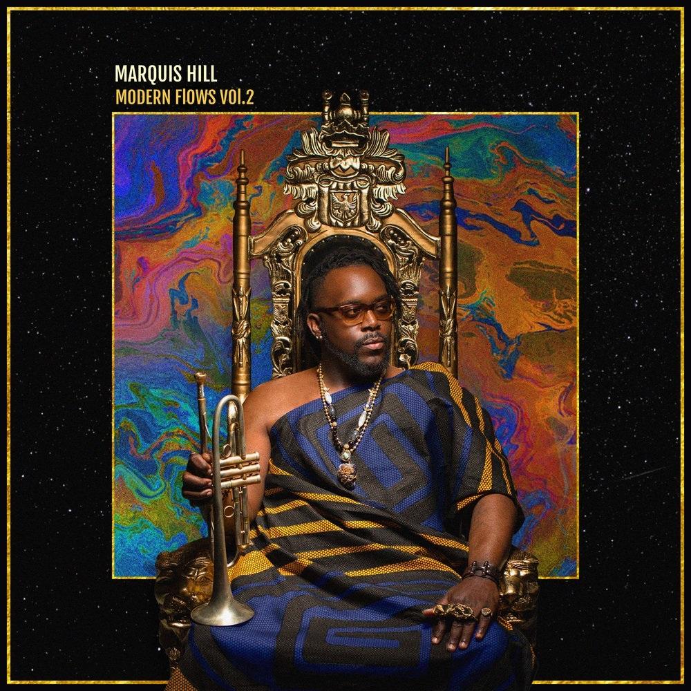 MARQUIS HILL  Modern Flows Vol 2  Alto Saxophone