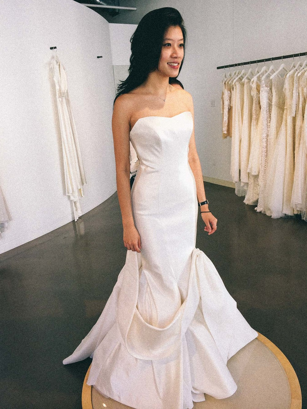 Gallery Of Wedding Dress Shopping With The Fiance U Jenny Musing Traditions