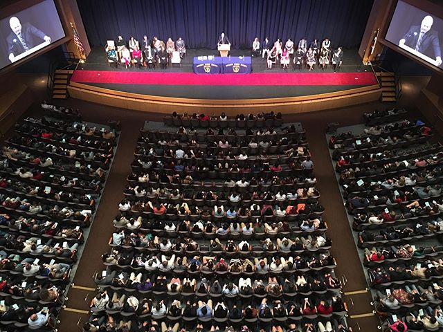 Allen High School National Honor Society Induction Ceremony