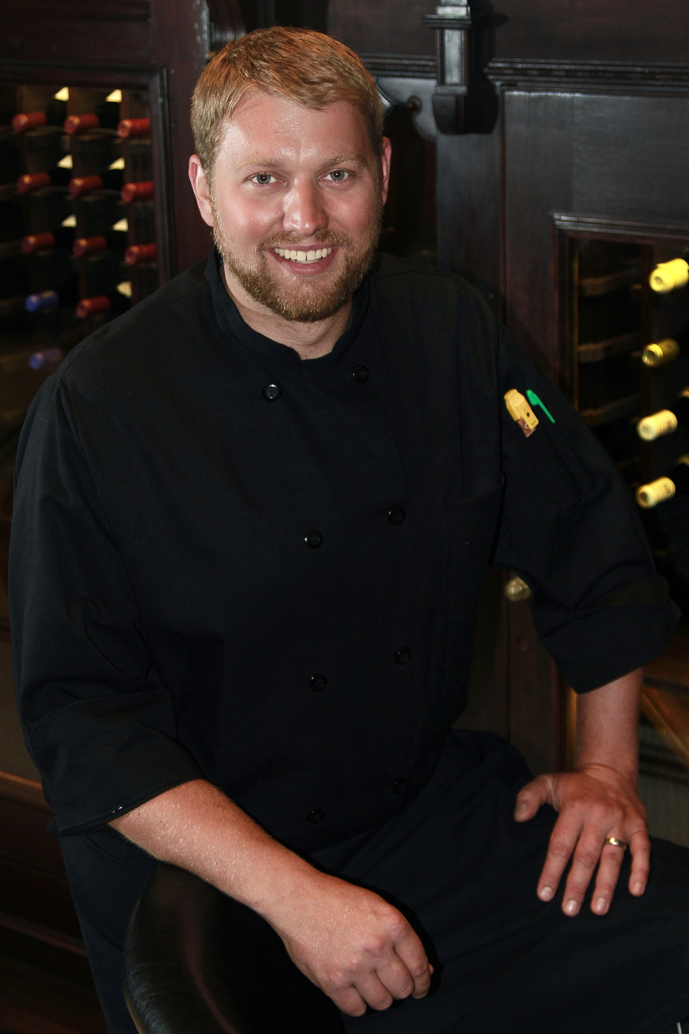 Mason Zeglen, Executive Chef