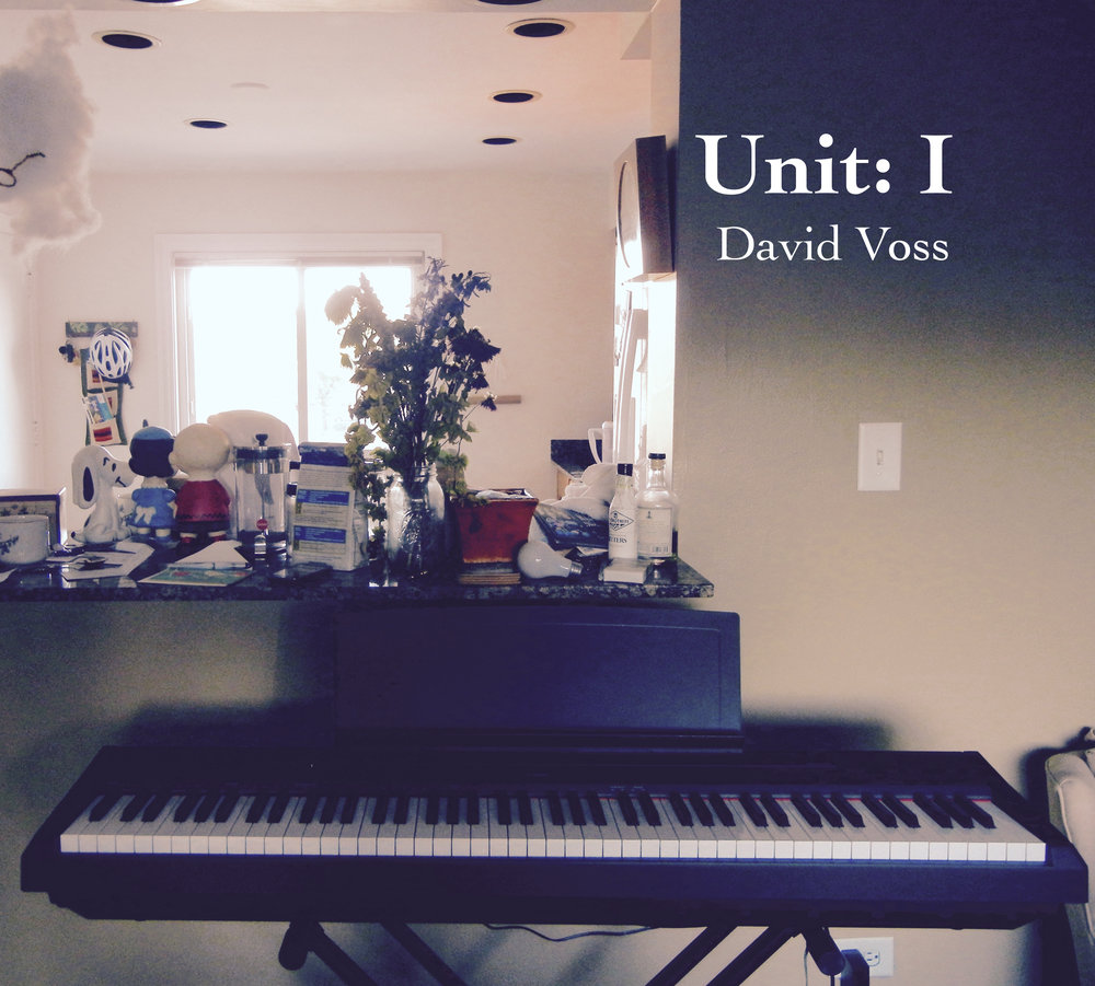Unit: I  by David Voss is available for purchase on Bandcamp.com