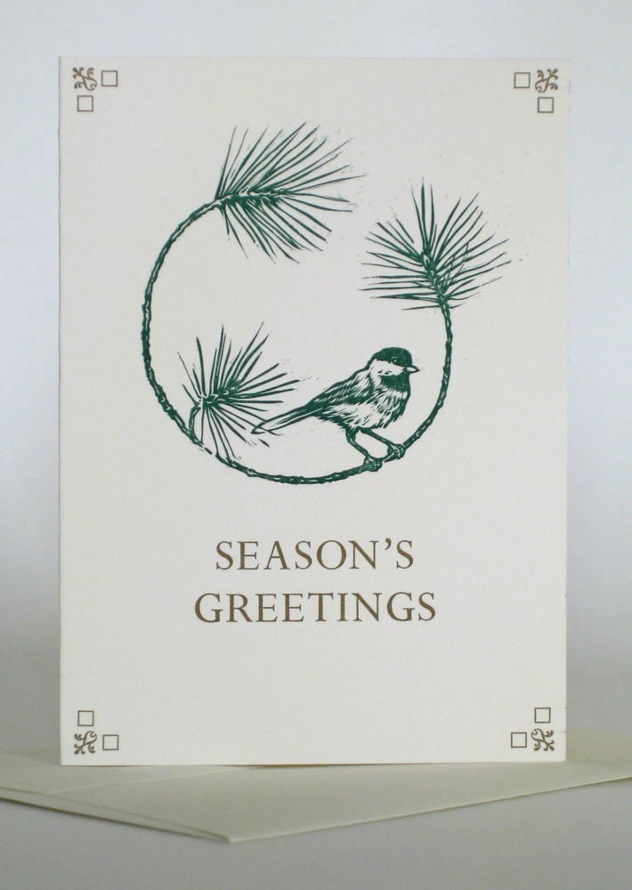 A1 Notecard: Season's Greetings