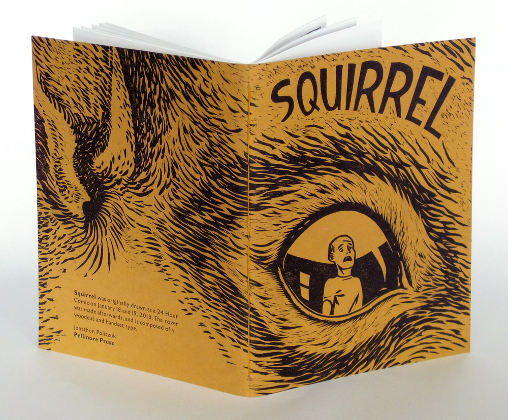 Squirrel Jonathon Poliszuk 2013