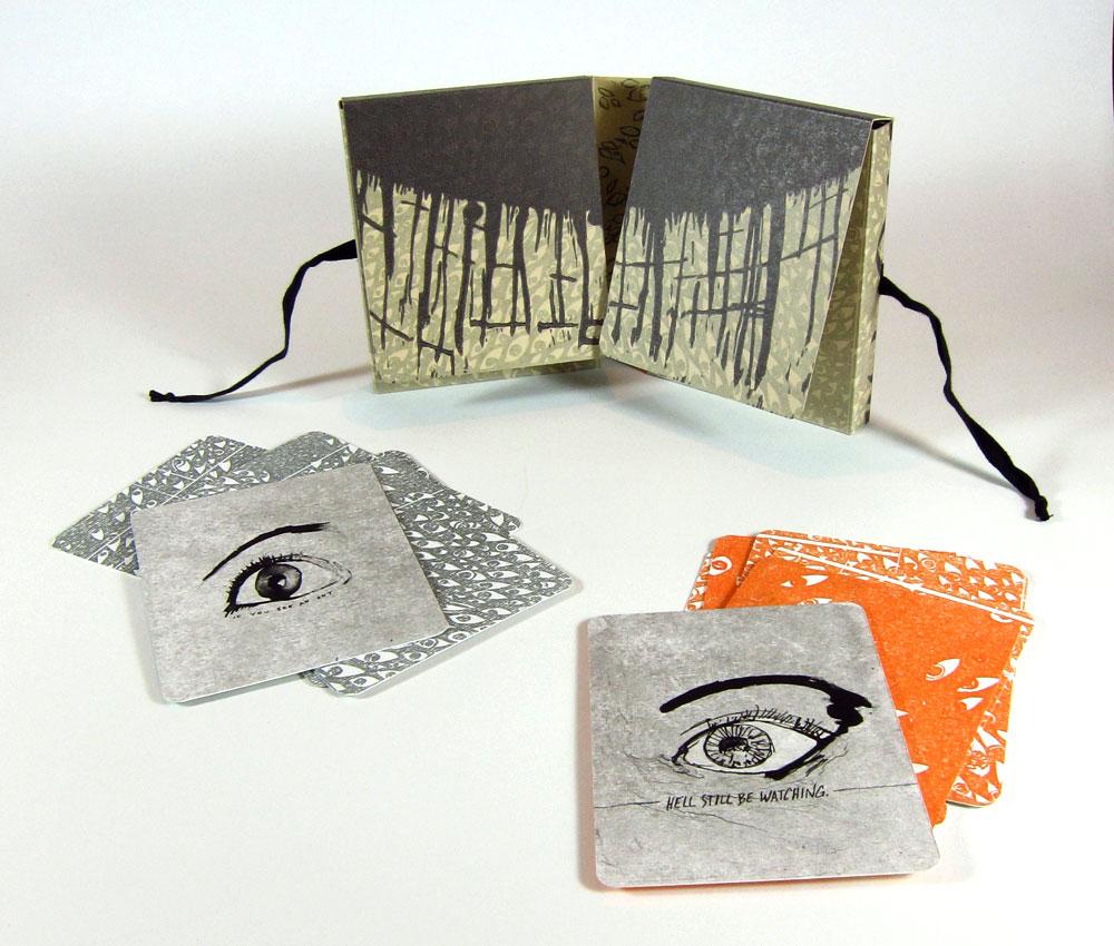Eye for an Eye Ursula West Minervini 2013