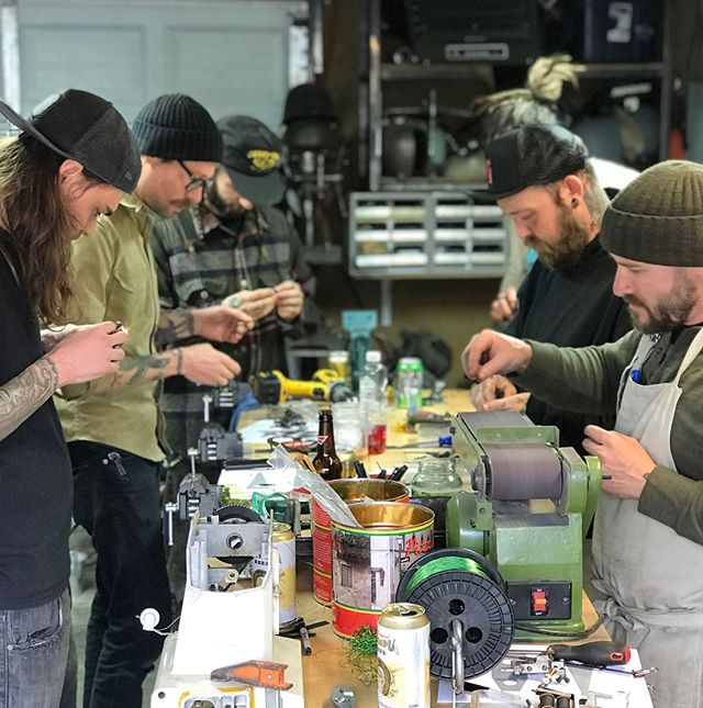 Our machine workshop was a great success! Thanks to all who attended. I'm looking forward to hosting again on April 30th. I also still have spots for another workshop on May 28th. DM if you're interested.