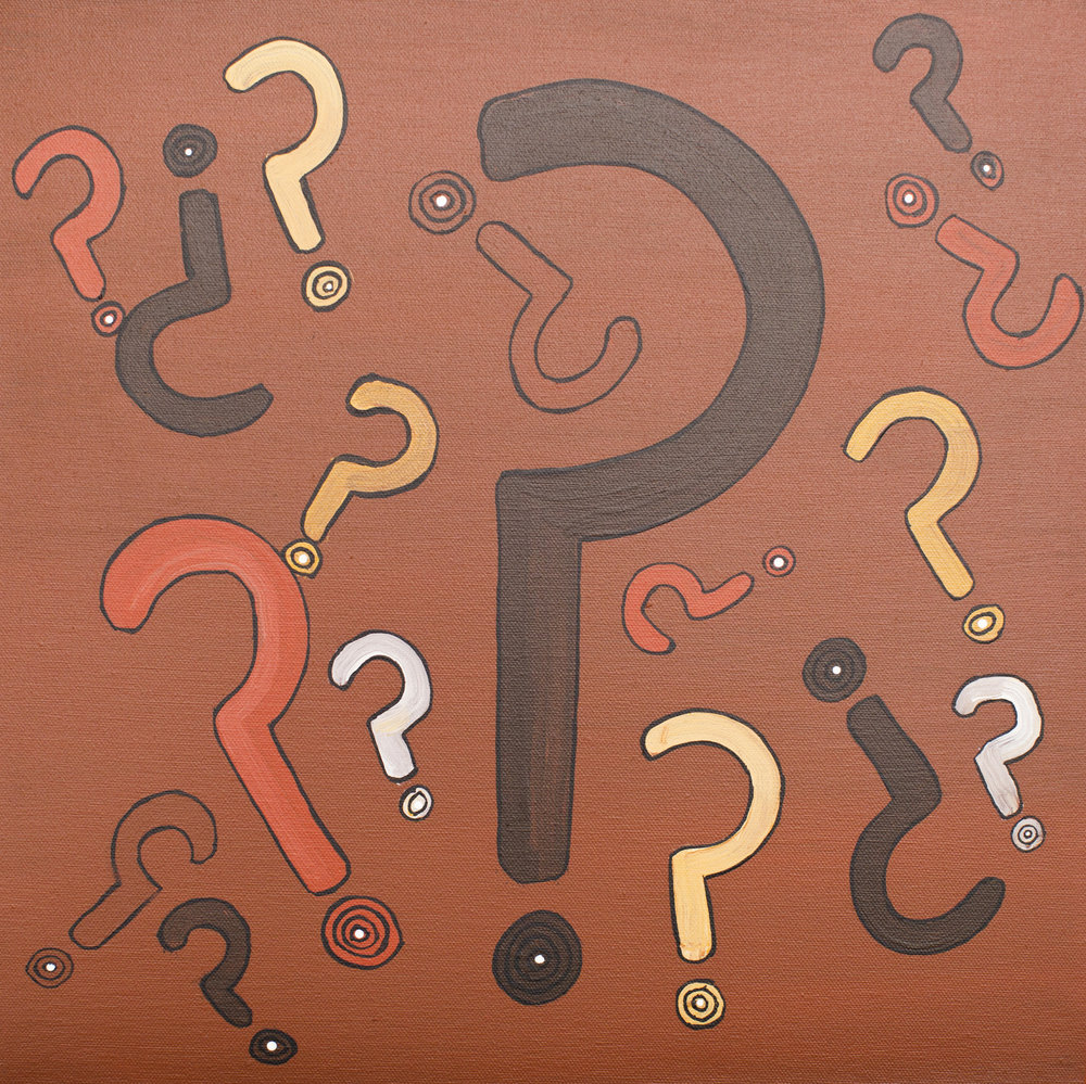 'The Questions' 1, Eric Brown, Kamalaroi 30.jpg