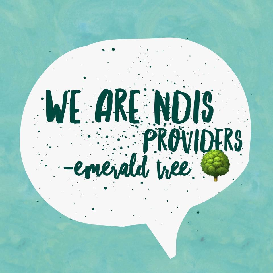 Yes, we can work with you if you utalise the NDIS.