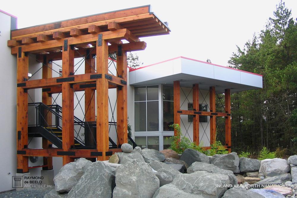 Raymond De Beeld Architect Nanaimo Bc Sustainable