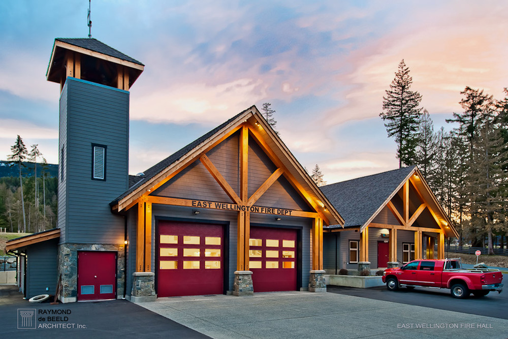 East Wellington Fire Hall