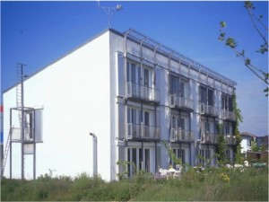 First Passive House in Europe