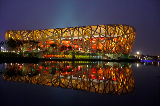 Birds Nest Stadium, China
