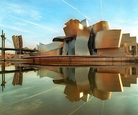 Guggenheim Bilbao Gallery, Spain