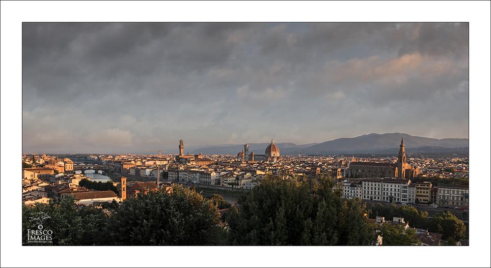 Florence dawn