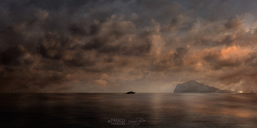Lipari Sunset