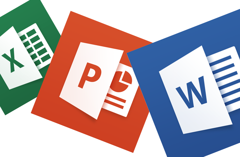 Microsoft Office Product Icons