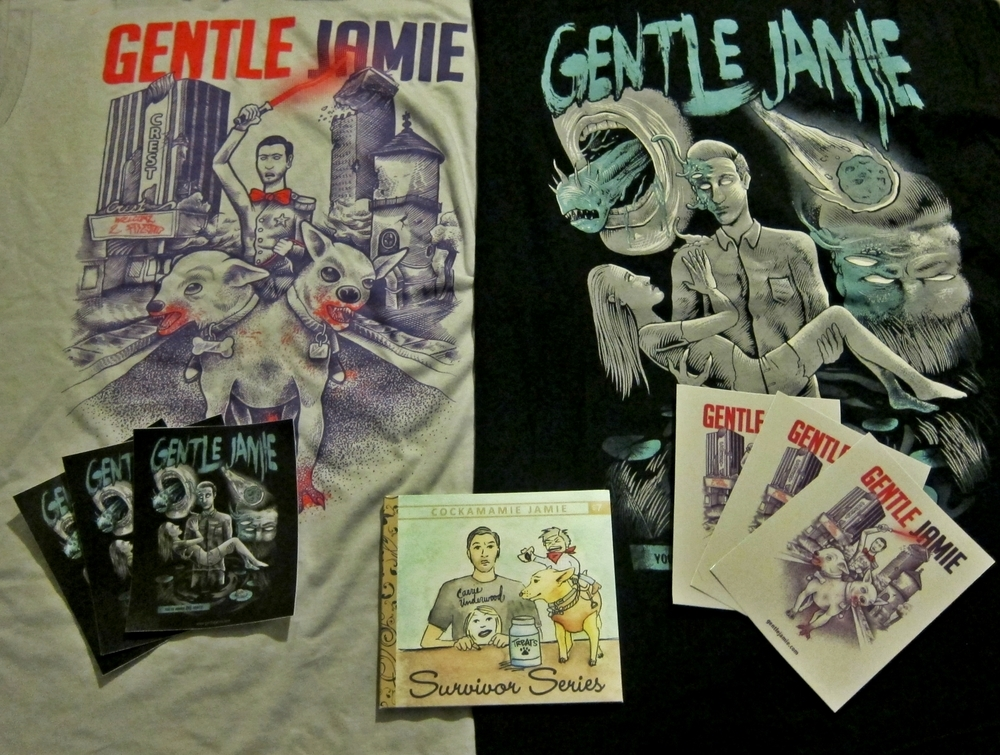 Gentle Giant Bundle - EVERYTHING for $30!
