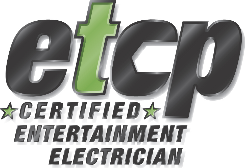 Etcp Entertainment Electrician Certification Anthony Miller Design