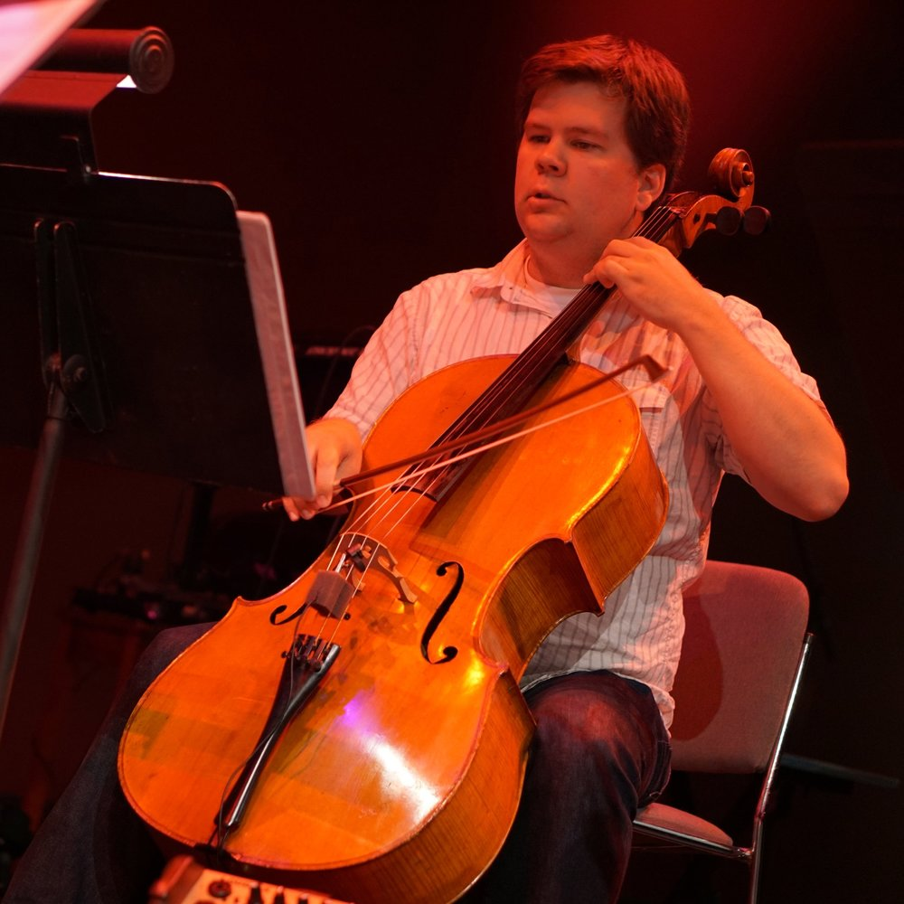 Ed Stevens - Cello