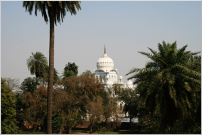 white cro temple delhi.JPG