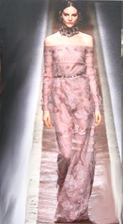 Events gown by Valentino.